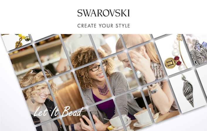 Swarovski Create Your Style - Let It Bead